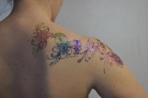glitterflowers